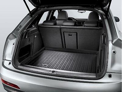 Audi q3 tavaratila
