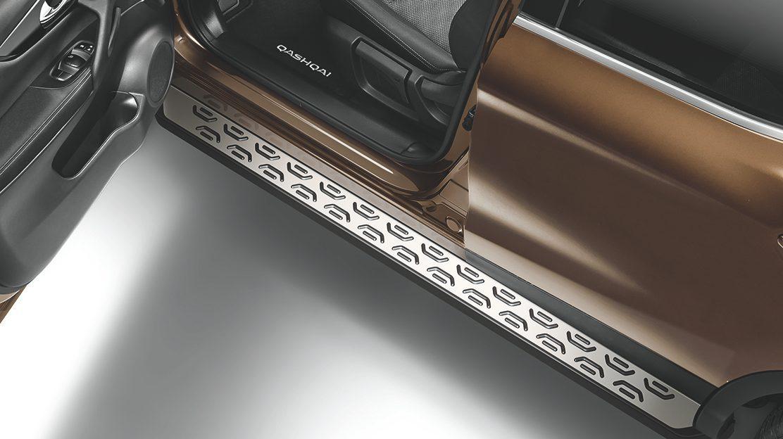 Ke543hv560 Alluminium Side Steps P 246 Rh 246 N Autoliike Oy